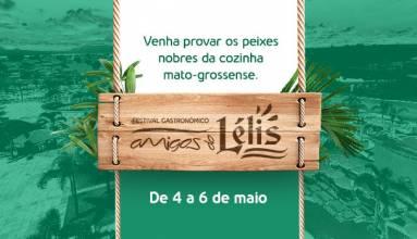Festival Gastronômico Amigos do Lélis