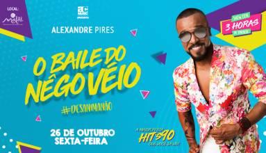 Alexandre Pires - O Baile do Nêgo Véio