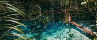 Bom Jardim e Malai Manso Resort são destaques da Revista Azul