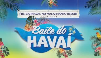 Pré-Carnaval Baile do Havaí